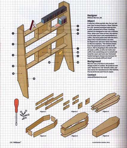 Halloween Coffin Plans http://loona.net/mad/category/crafty/